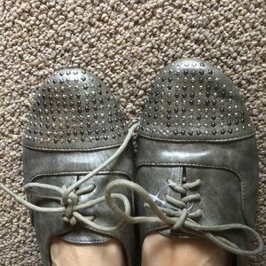 Shoes man made size 8.5